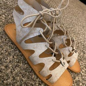 Indigo road sandals
